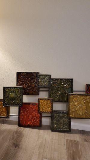Metal wall sculpture for Sale in Tacoma, WA