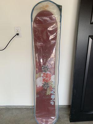 Snowboard burton women's 19in 480mm for Sale in Los Angeles, CA