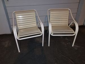 2 Patio pool chairs for Sale in Mesa, AZ