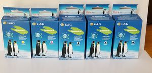 G&G Replcavement Ink for HP Officejet for Sale in Linwood, NC