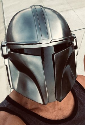 Mandalorian Helmet Star Wars for Sale in Clovis, CA