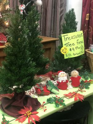 2' Artificial Xmas Tree for Sale in Westminster, CO