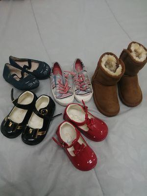 Infant shoes for free for Sale in Los Angeles, CA