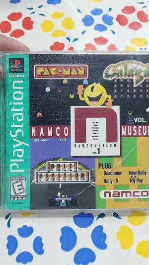 Namco Museum Vol 1 for Sale in Costa Mesa, CA