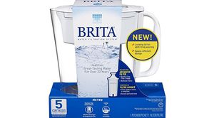 Brita Metro 5-Cup Water Filtration Pitcher ~ Brand New sealed for Sale in Aurora, IL