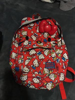 Hello kitty back pack for Sale in Palmdale, CA