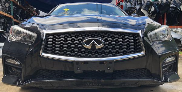 2014 2015 2016 2017 2018 2019 INFINITI Q50 COMPLETE PART OUT!