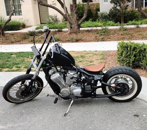 Custom Built Motorbike for Sale in Chino, CA