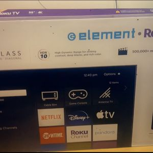 "55"" Smart TV for Sale in San Francisco, CA"