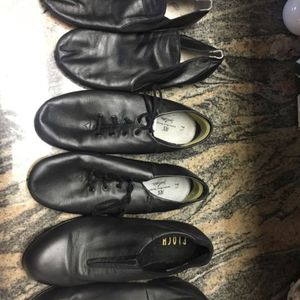 Jazz & Tap shoes - Size 7.5 & 8 for Sale in Port St. Lucie, FL
