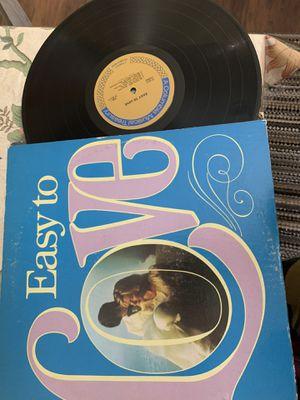 Easy to Love vinyl for Sale in McClellan Park, CA