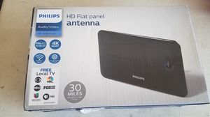 New Philips HD flat panel antena for Sale in Norco, CA