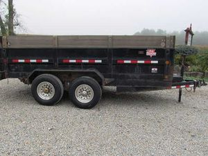 Dump PJ Trailer2OO6 Price$1000 for Sale in Annapolis, MD