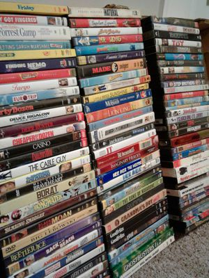 100+ quality DVDs for Sale in Monroe Township, NJ