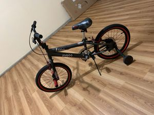 bike with training wheels for Sale in St. Louis, MO