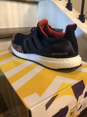 Black Multi-Color UltraBoost, Adidas for Sale in Austin, TX