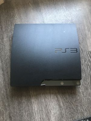 PS3, Great Condition + Games/Accessories for Sale in Denver, CO
