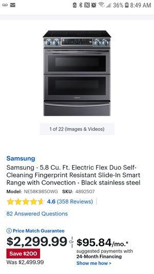 Samsung range for Sale in Baton Rouge, LA