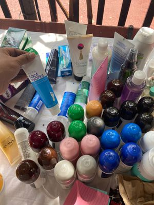 Avon products. 3$ a piece everything you see for Sale in Chicago, IL