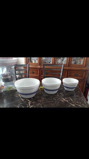 Bowl ceramic set for Sale in Los Angeles, CA