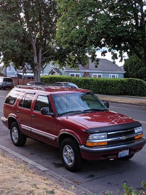1998 Chevy Blazer for Sale in Tacoma, WA