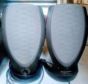 Desktop or laptop computer speakers for Sale in Medford, OR