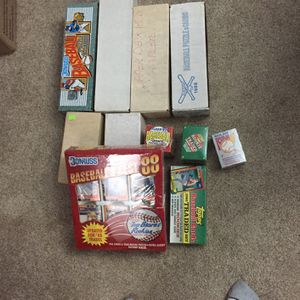 11x Complete Baseball MLB Sets Lot Collection for Sale in Kirkland, WA