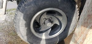 Wheels and tires for Sale in Roy, WA