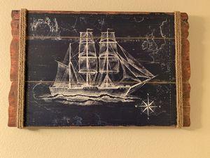 Sailboat Canvas for Sale in San Antonio, TX