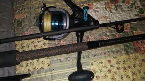 fishing surf rod (10 ft ) for Sale in Houston, TX