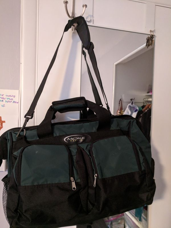Moke Sports Duffle Bag