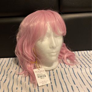 Pink Sythetic Wig for Sale in Highland, CA