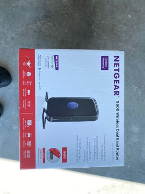 Netgear wireless router for Sale in Haines City, FL