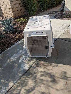 Large dog crate for Sale in Winchester, CA