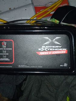 Battery Charger By Shumacher for Sale in Portland,  OR