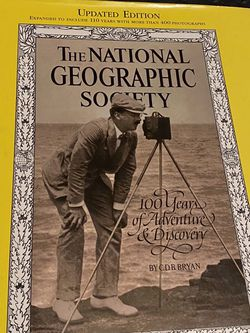 National Geographic 100 Years Edition... for Sale in Mountain View,  CA