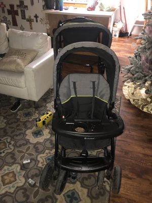 Sit n stand double stroller for Sale in Kerman, CA
