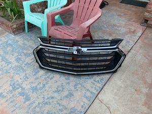 2020 Chevy traverse chrome grill for Sale in San Bernardino, CA