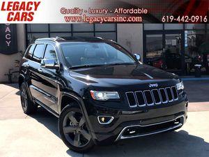 2014 Jeep Grand Cherokee for Sale in El Cajon, CA