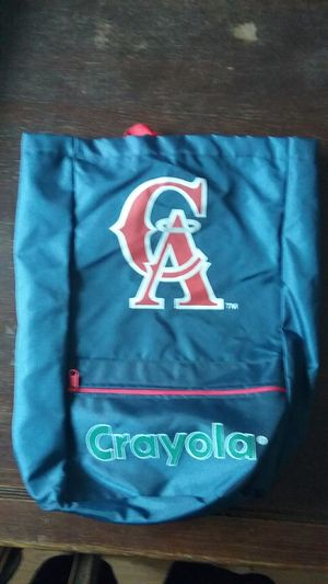 California Angels backpack for Sale in Pittsburgh, PA