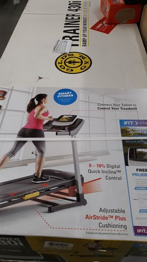 430i treadmill trainer brand new in the box for Sale in Mableton, GA