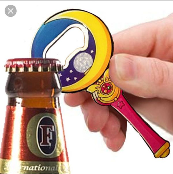 Sailor moon bottle opener $10 and offer up pick up only