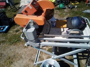 Wet saw for Sale in Vancouver, WA