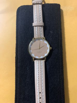 Kate Spade Leather Watch for Sale in Duncanville, TX