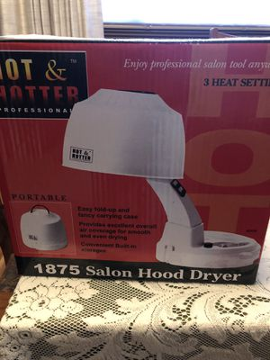 Portable hair dyer for Sale in Tacoma, WA