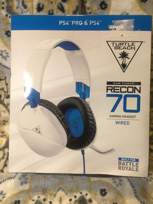 Turtle Beach Recon 70 Wired Gaming Headset for Sale in Chino, CA