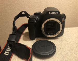 Canon EOS Rebel T6 for Sale in Chesapeake, VA