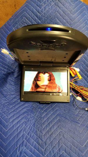 MONITOR FLIP DOWN DVD for Sale in Dallas, TX