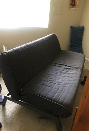 Futon-Grey for Sale in Portland, OR