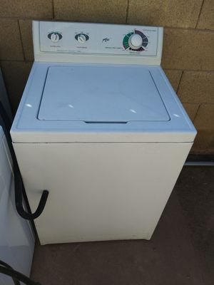 Washers and a dryer for Sale in Phoenix, AZ
